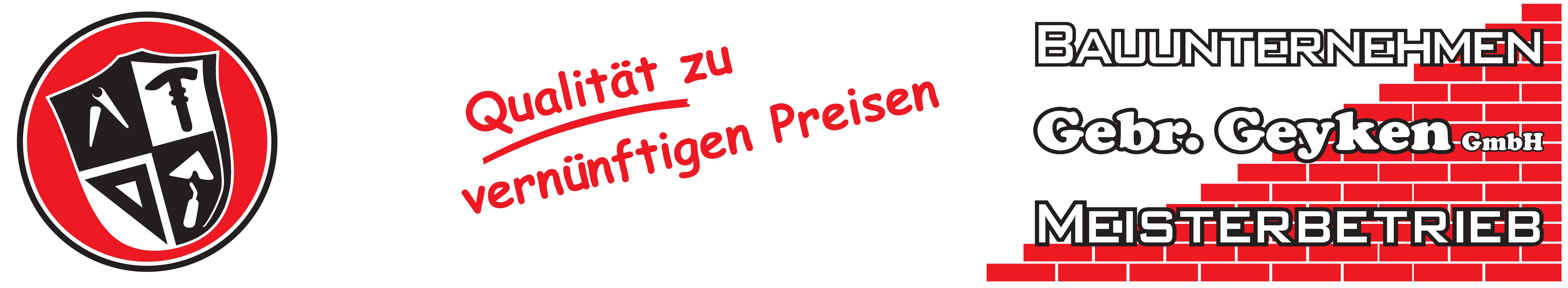 Gebr. Geyken Bauunternehmen GmbH